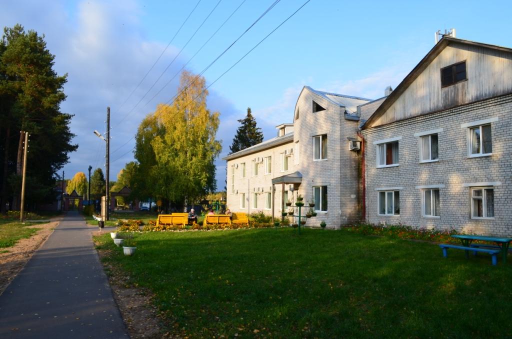 Красноборск гостиницы