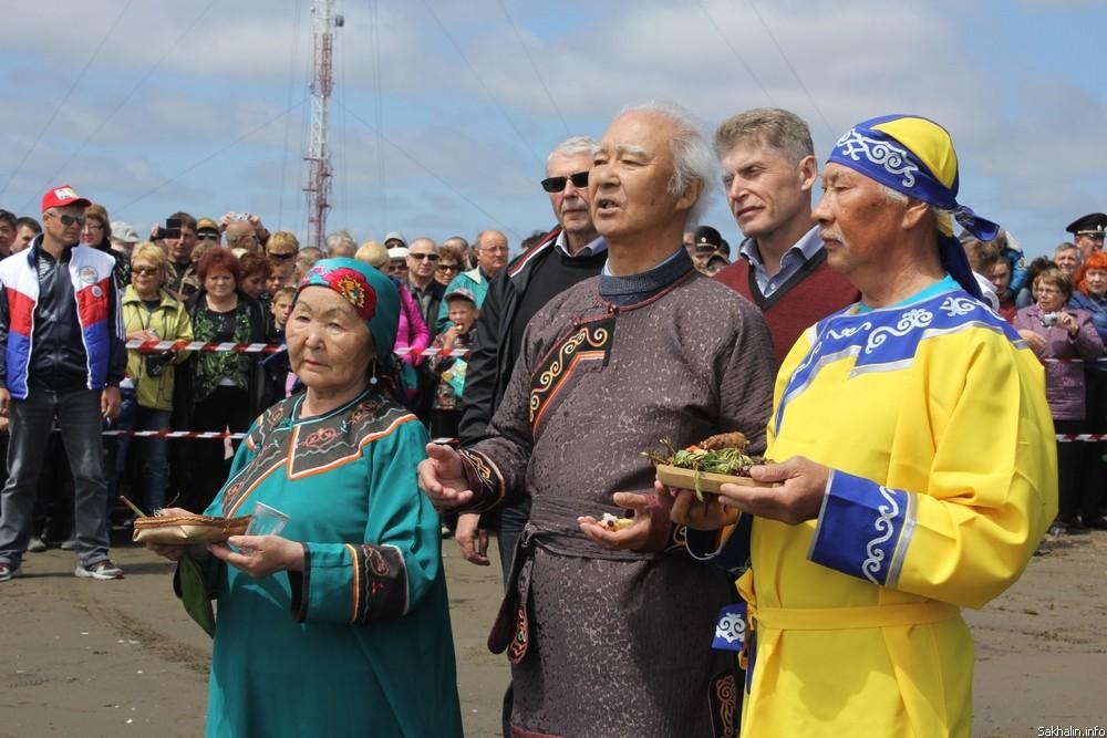 Московских школьников отвезут к аборигенам сахалина.