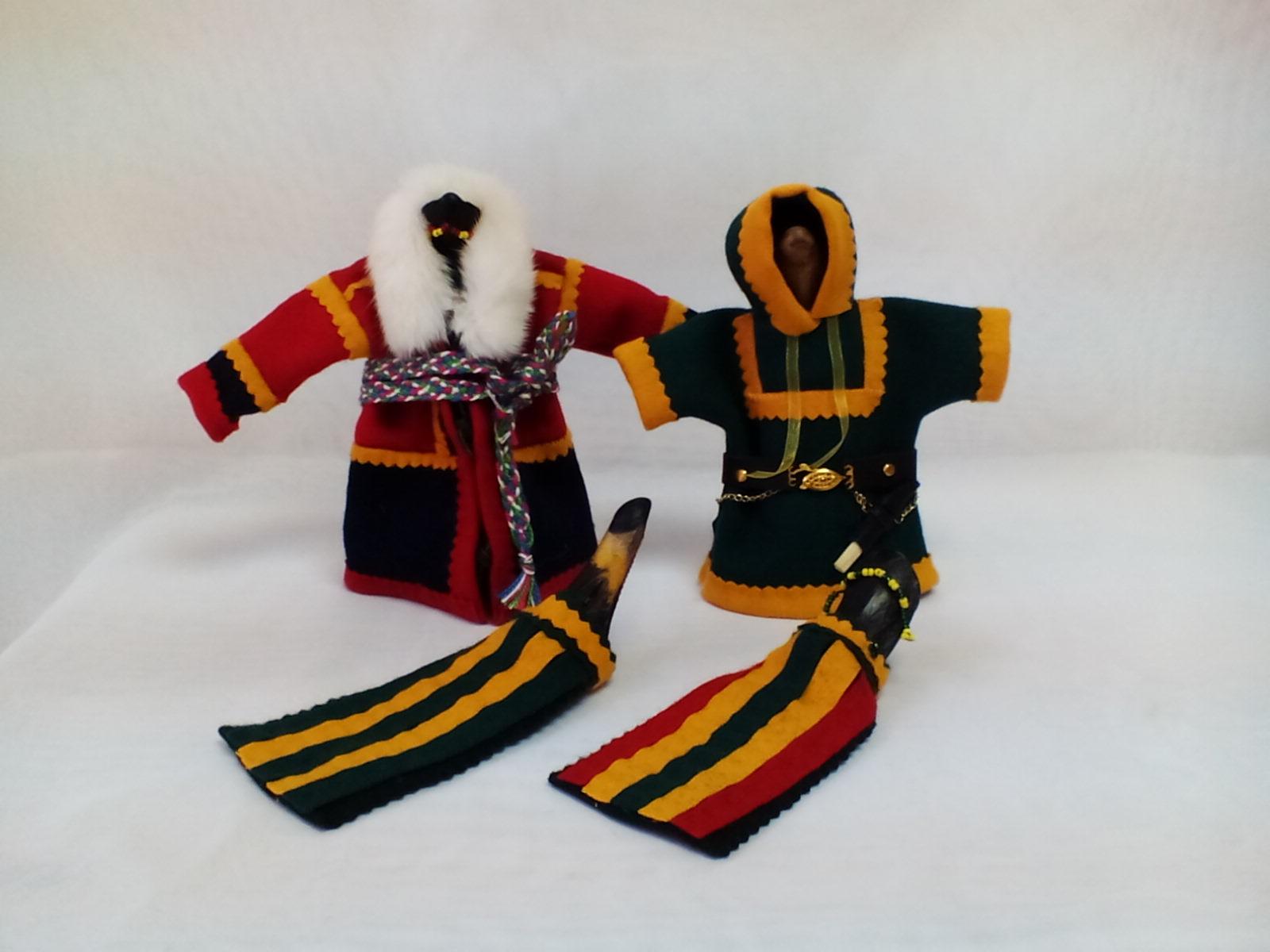 Ненецкий сувенир своими руками