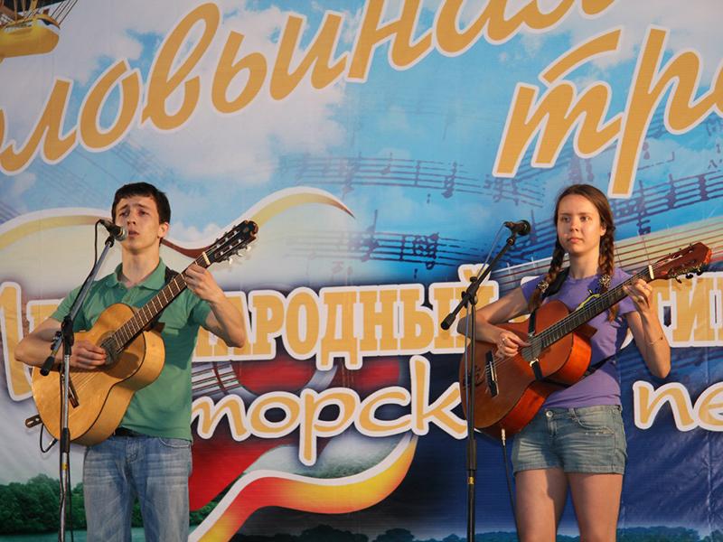 Фестиваль «Соловьиная трель» под Курском продлится три дня