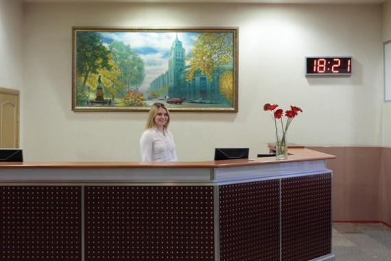 Адрес гостиницы azimut отель воронеж